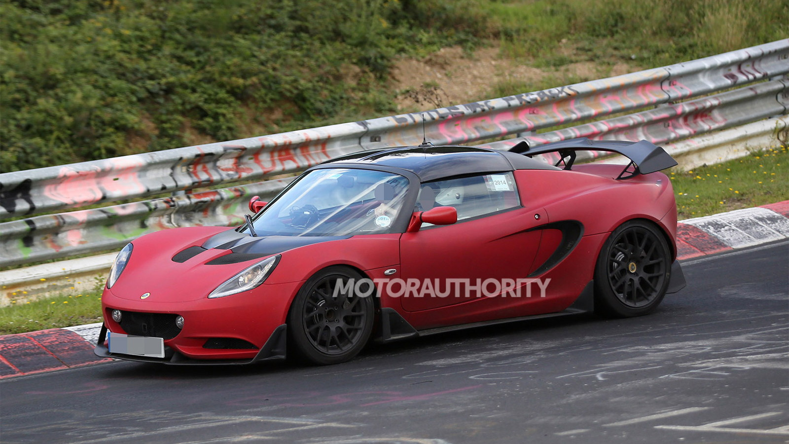 2015 Lotus Elise S Cup R road car spy shots