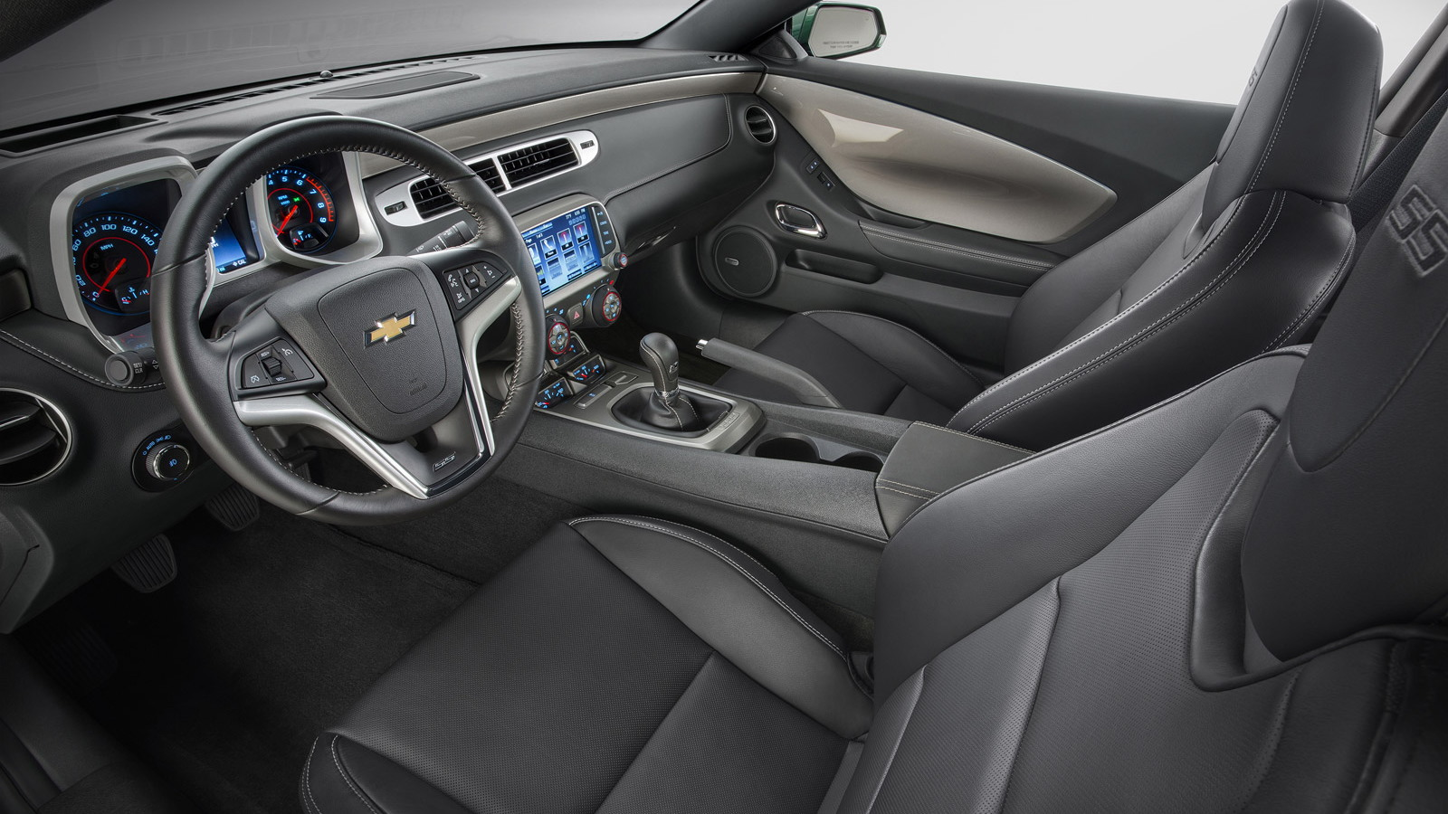 2015 Chevrolet Camaro Green Flash Edition