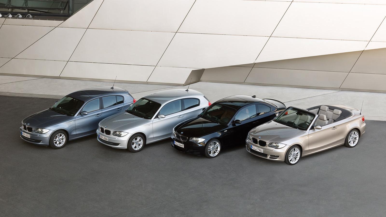 First-generation BMW 1-Series