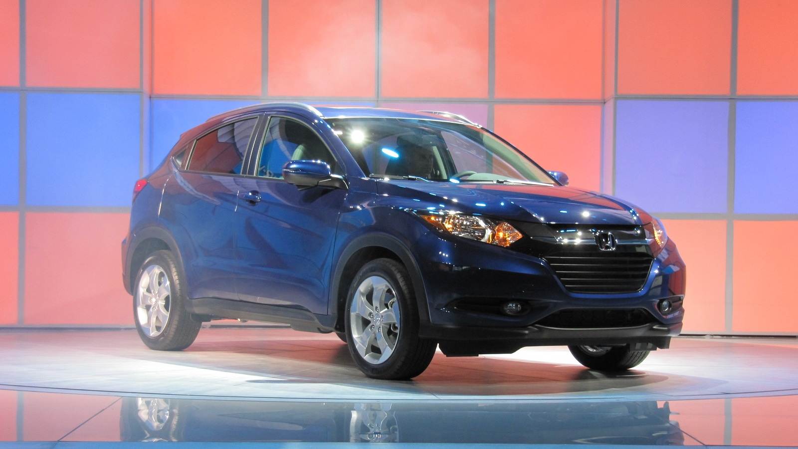 2016 Honda HR-V, debut at 2014 Los Angeles Auto Show