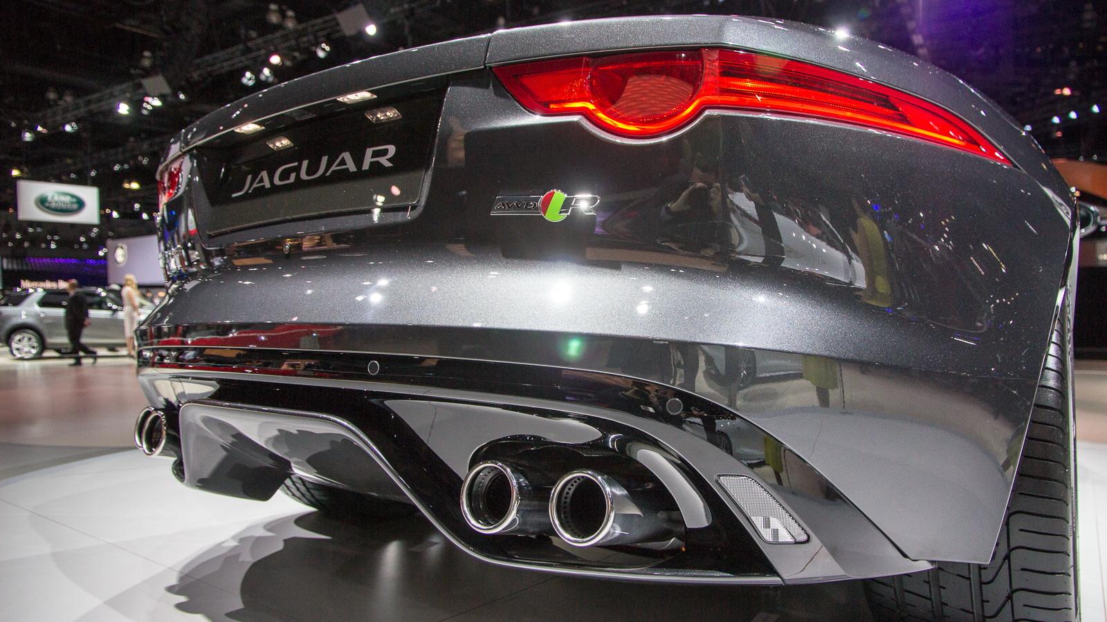 2016 Jaguar F-Type R Coupe All Wheel Drive, 2014 Los Angeles Auto Show