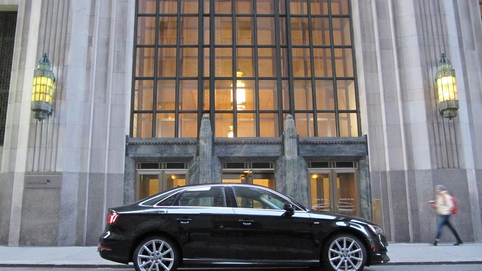 2015 Audi A3 TDI, New York City, Nov 2014