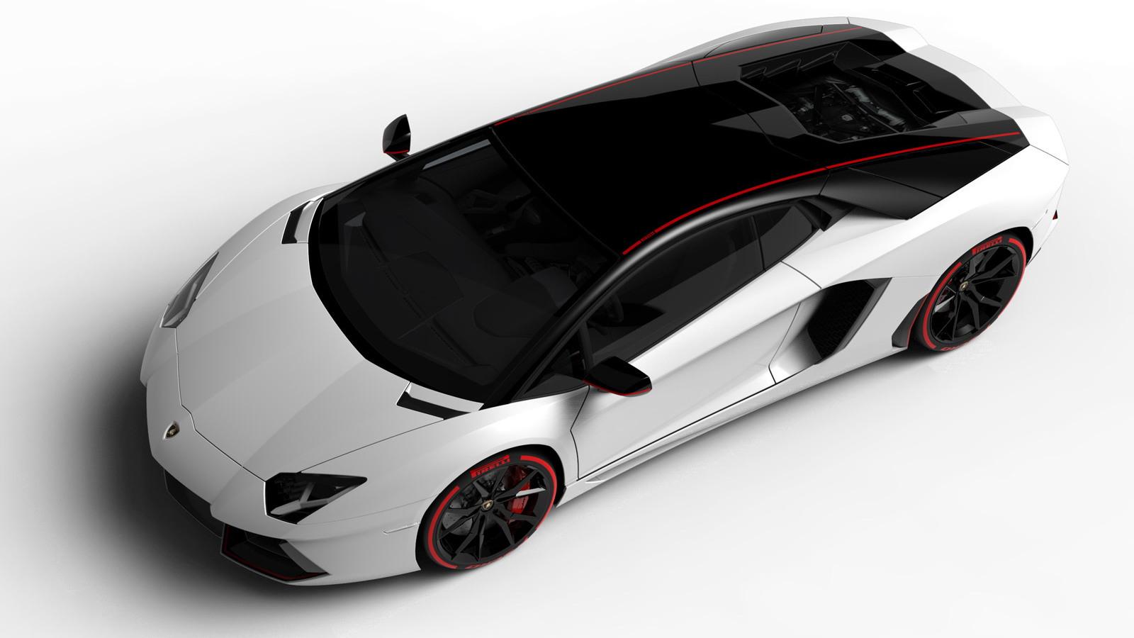 2015 Lamborghini Aventador LP 700-4 Pirelli Edition