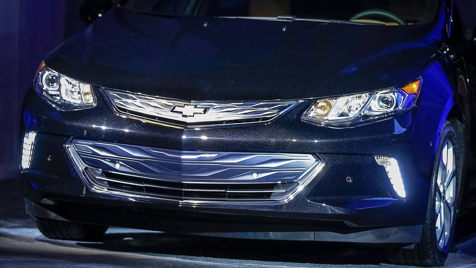 Teaser for 2016 Chevrolet Volt