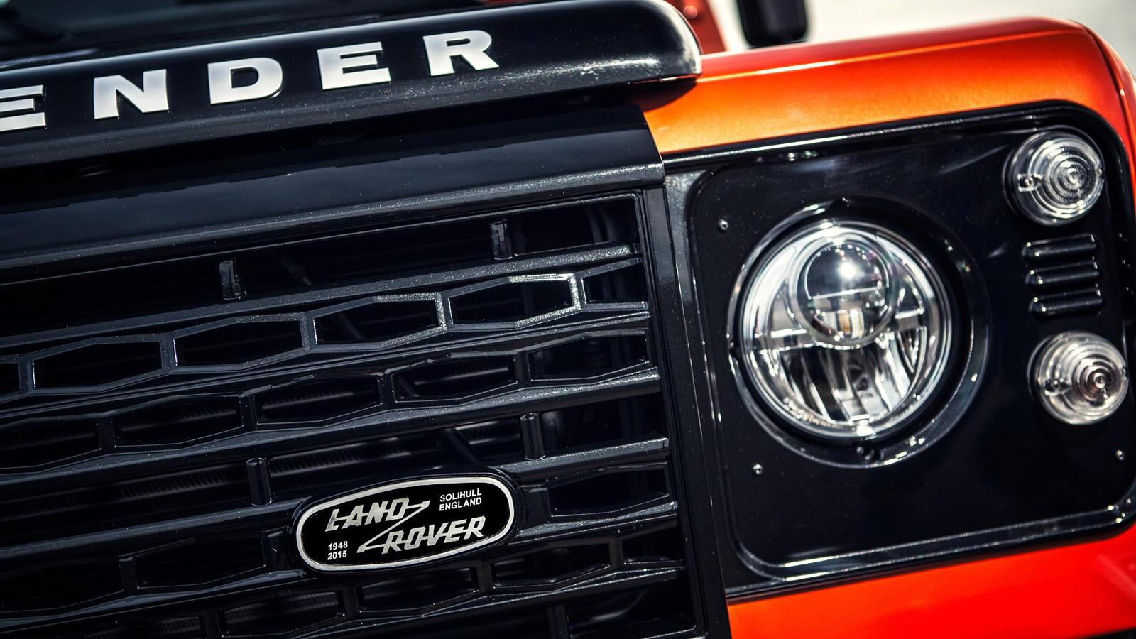 2015 Land Rover Defender Adventure Edition