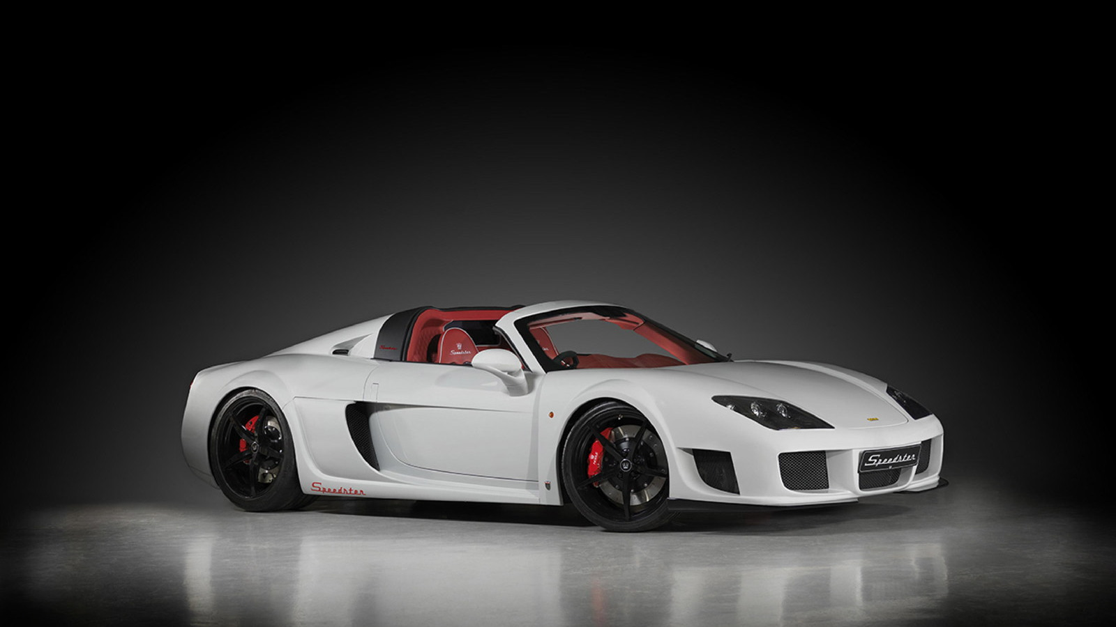 Noble M600 Speedster prototype