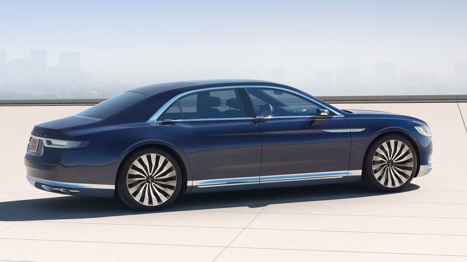 New Lincoln Continental Coming In 2016 Official