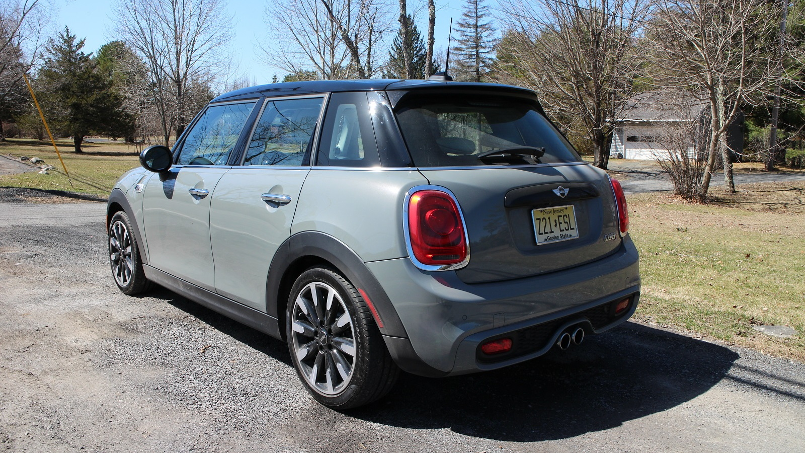 2015 Mini Cooper S Hardtop 4 Door Gas Mileage Review