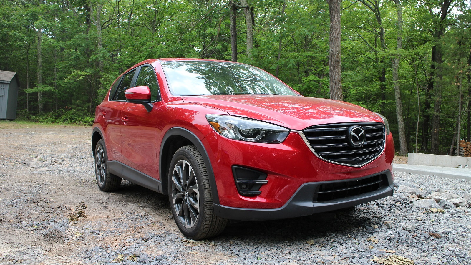 2016 Mazda CX-5 Grand Touring: Gas Mileage Review Of Small SUV