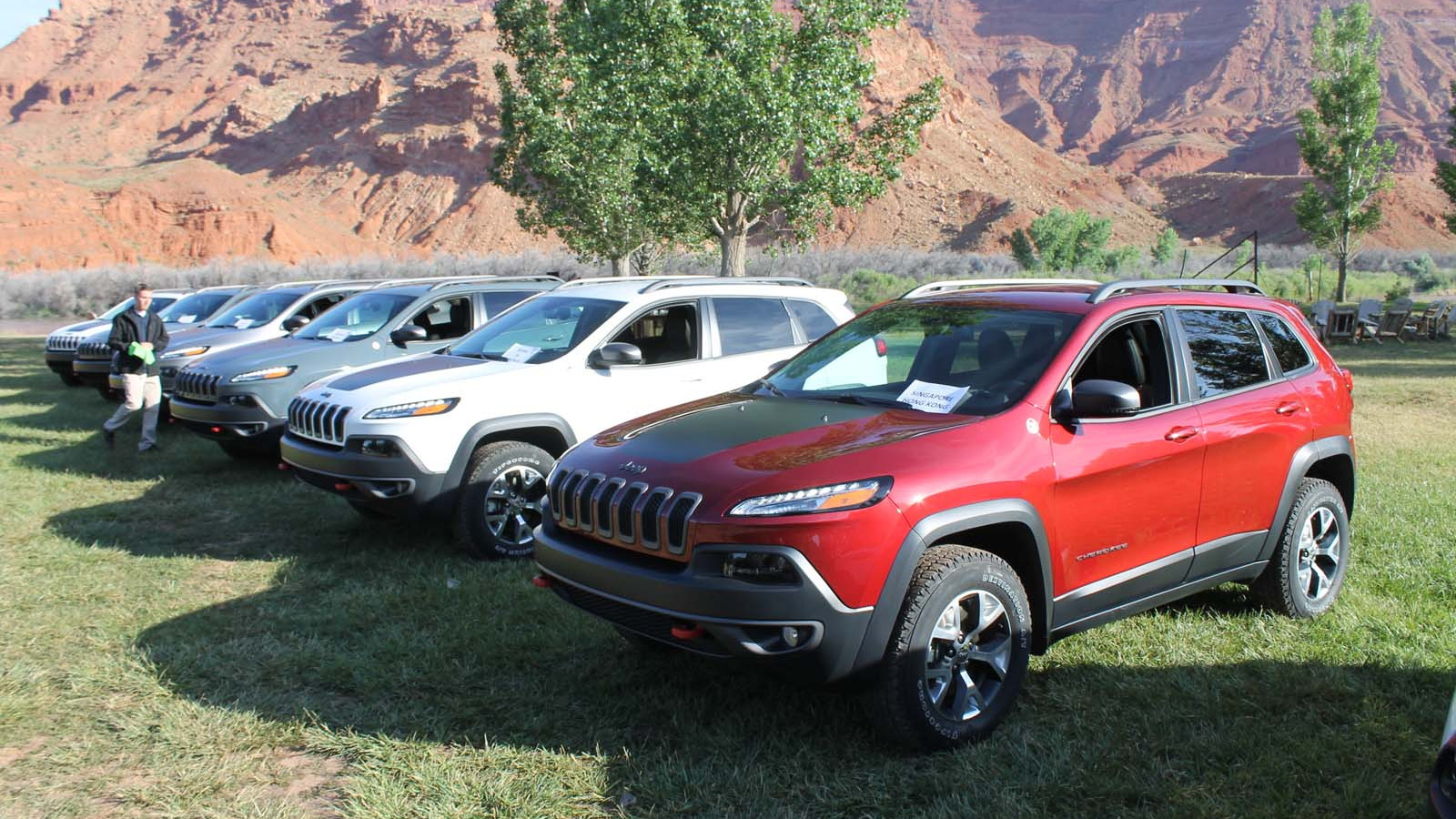 Jeep Experience Moab 2015