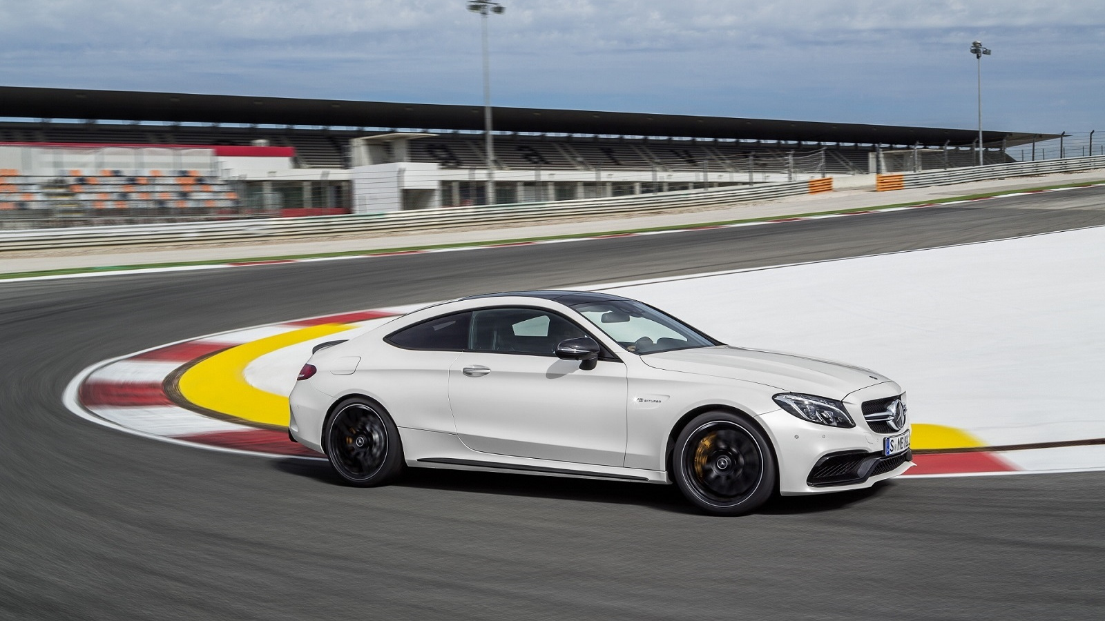 2017 Mercedes-AMG C63 S Coupe