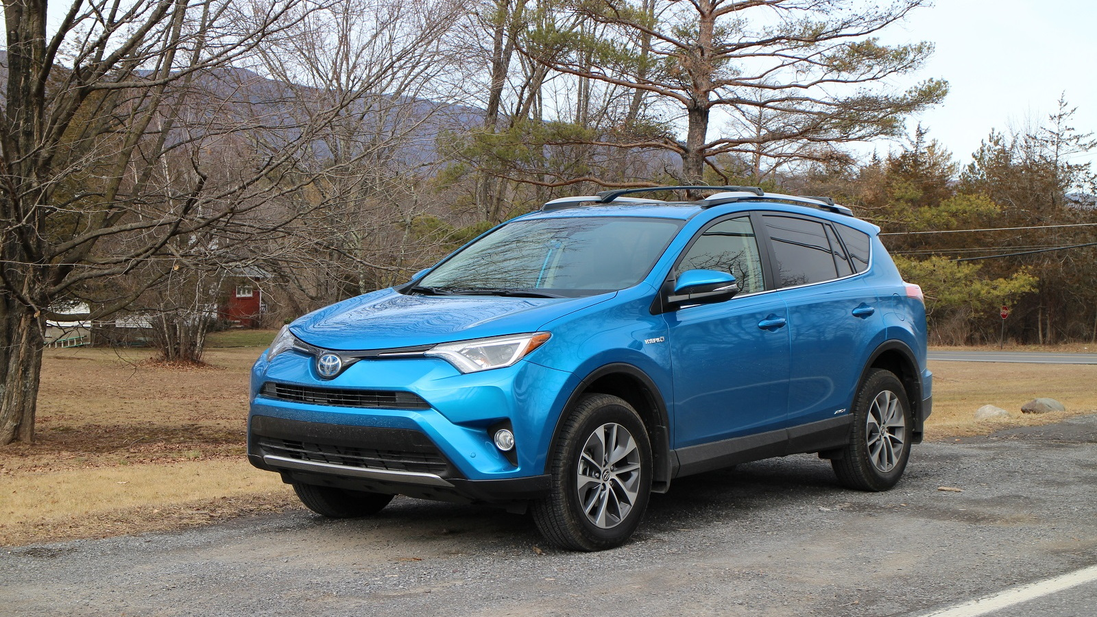 2016 Toyota Rav4 Hybrid Gas Mileage Review