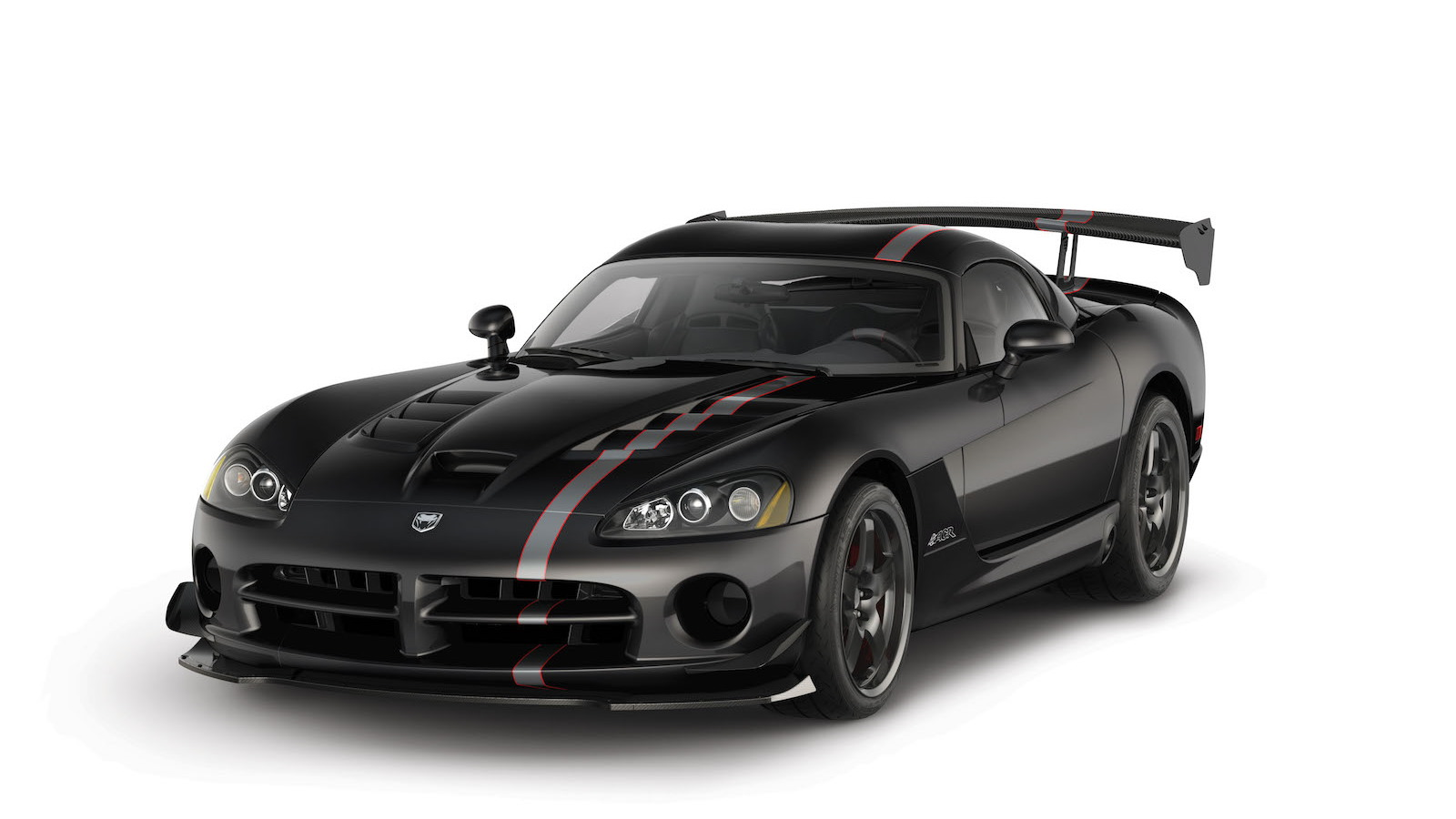 2010 Dodge Viper ACR VooDoo Edition