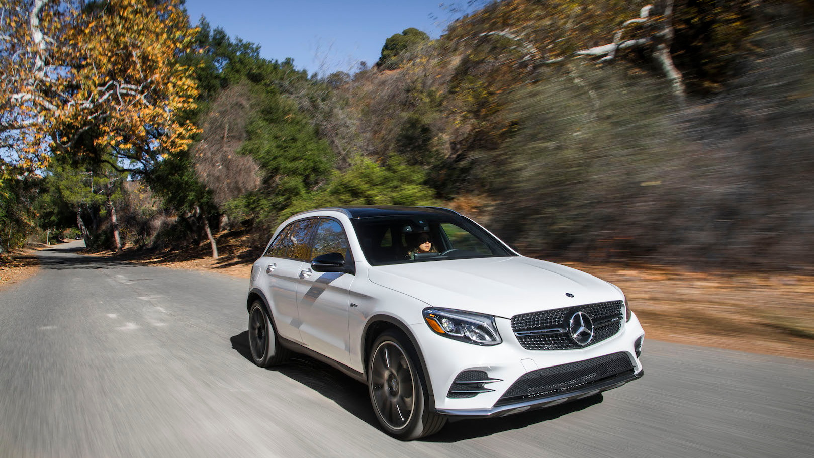 2019 Mercedes-Benz GLC-Class (Mercedes-AMG GLC43)