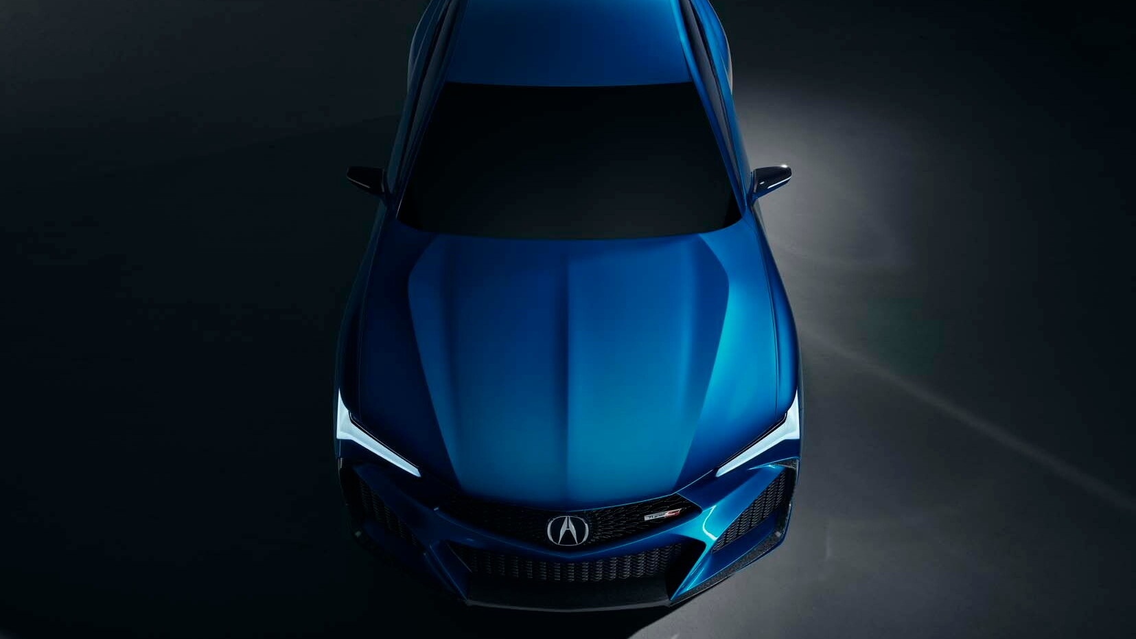 Acura Type S Concept previews a tougher, turbocharged TLX