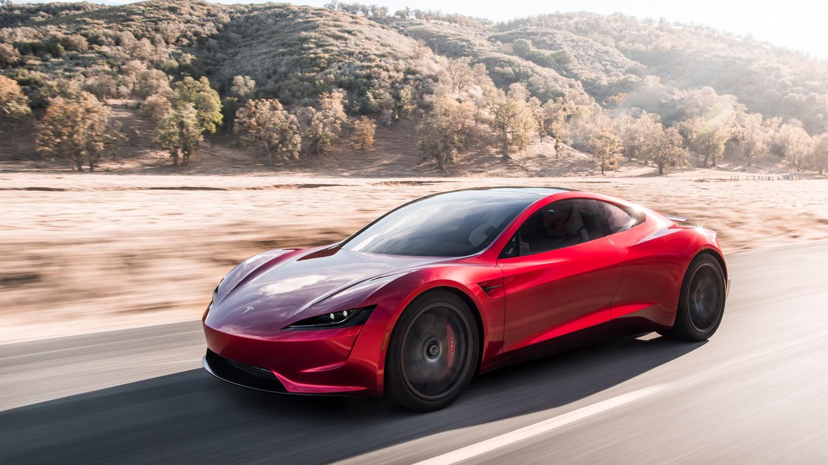 2020 Tesla Roadster