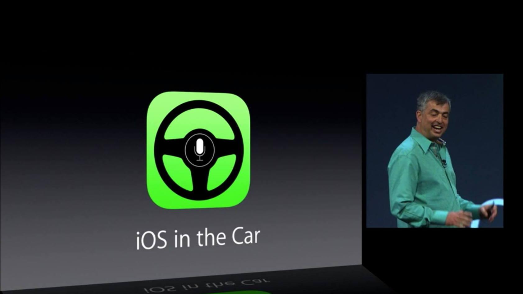 Apple's iOS in the Car App