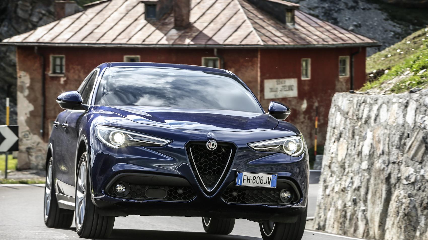 Alfa Romeo Stelvio Quadrifoglio The Fastest Suv Around The Ring