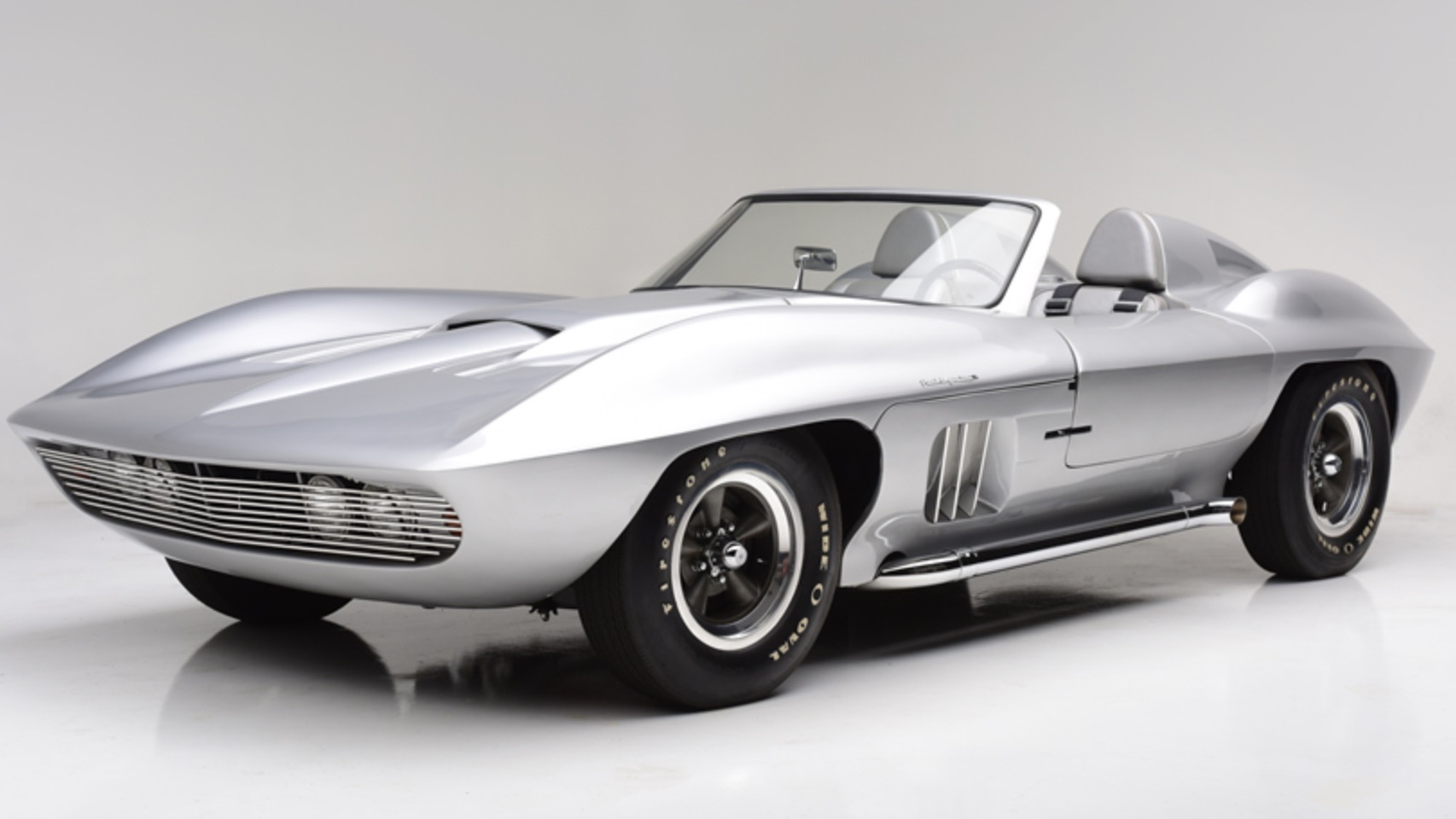 1958 Centurion C1 Corvette-based C2 race car