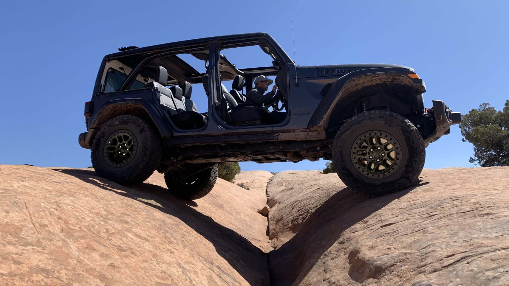2021 Jeep Wrangler Rubicon 392 with Xtreme Recon package