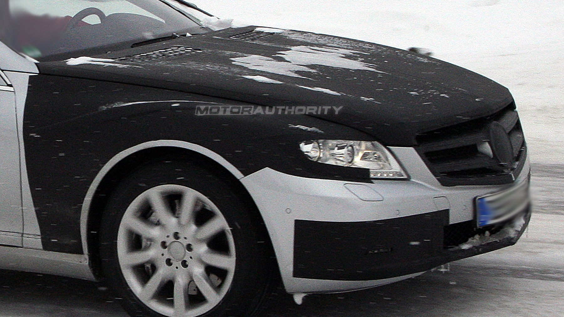 2011 mercedes benz s class coupe spy shots march 007