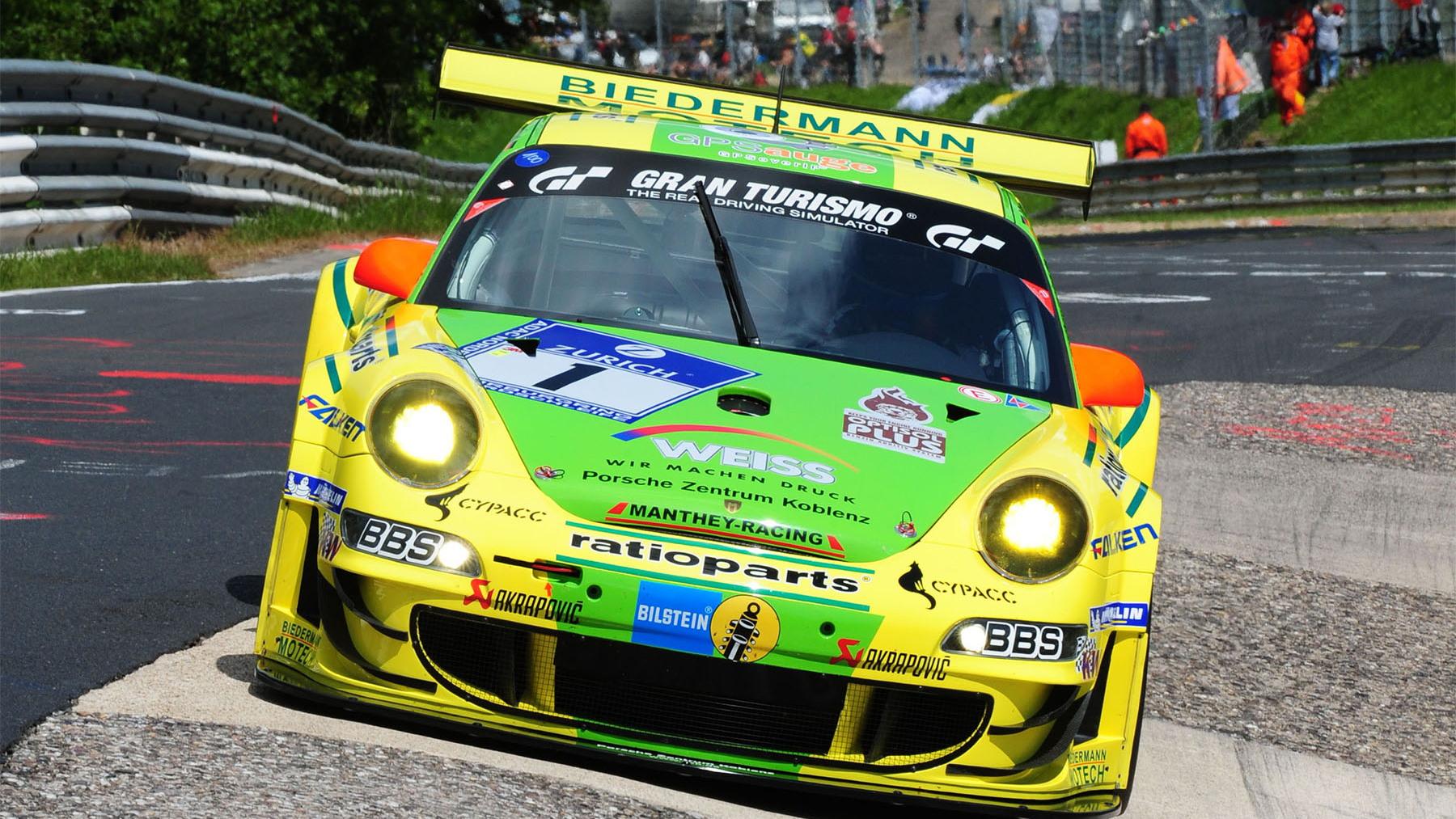 porsche 2009 nurburgring 24 hours winner 005