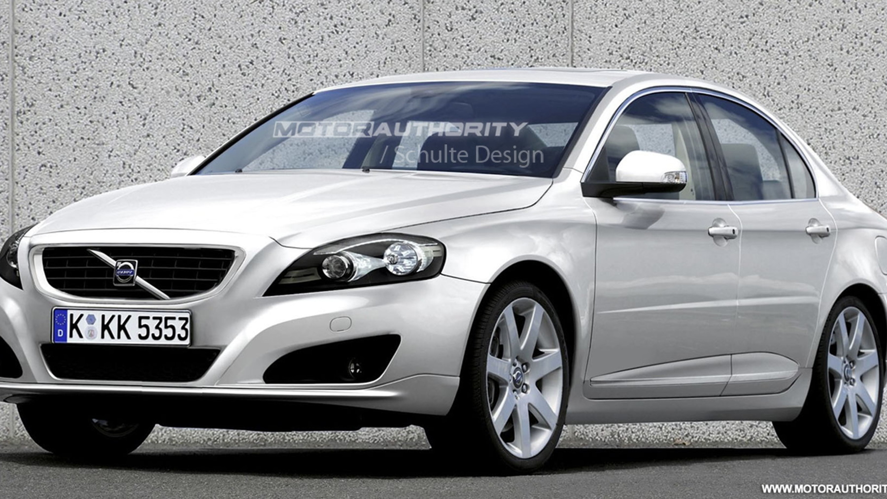 2010 volvo s60 preview rendering 001