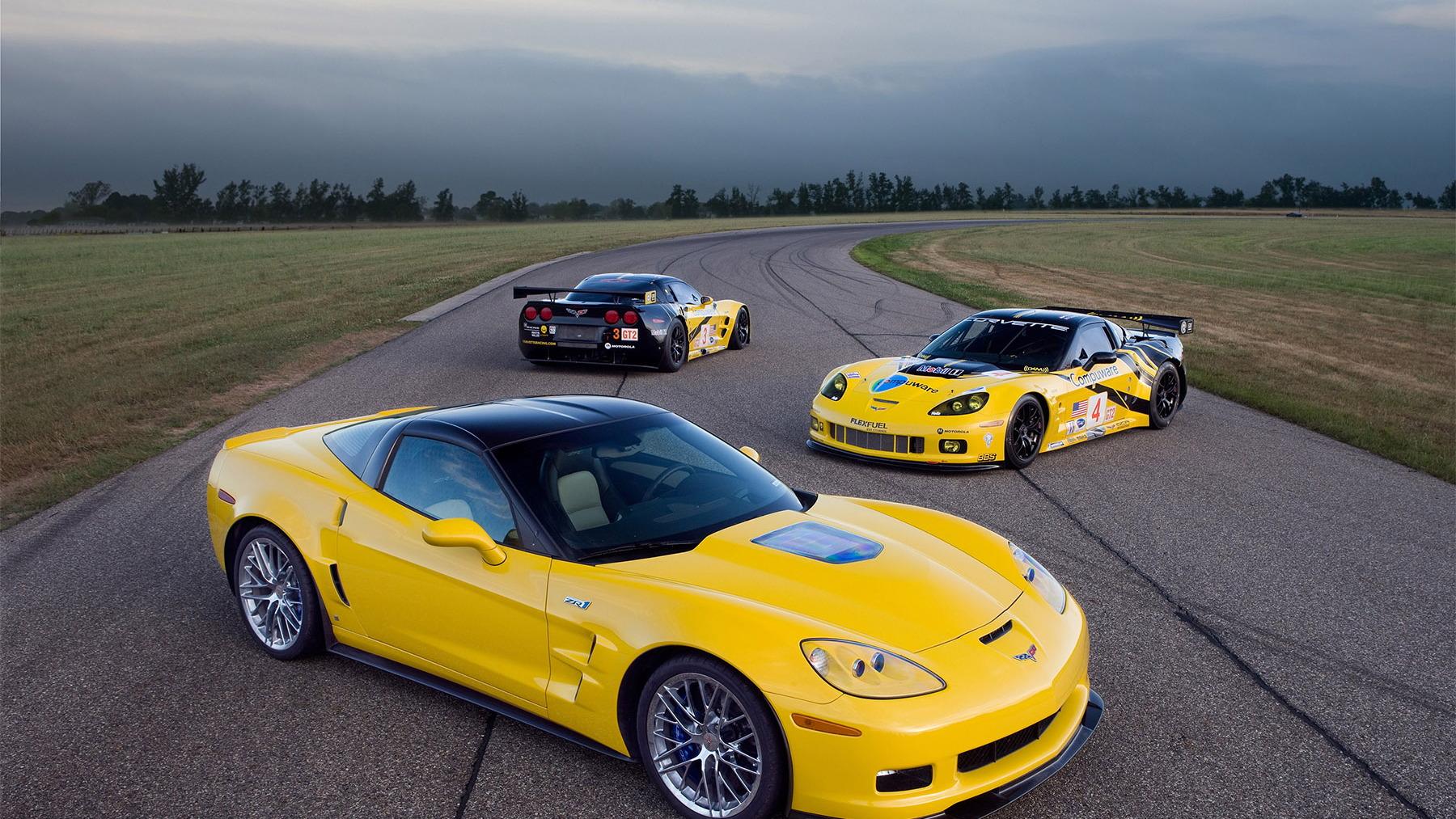 corvette c6r gt2 racecar 021