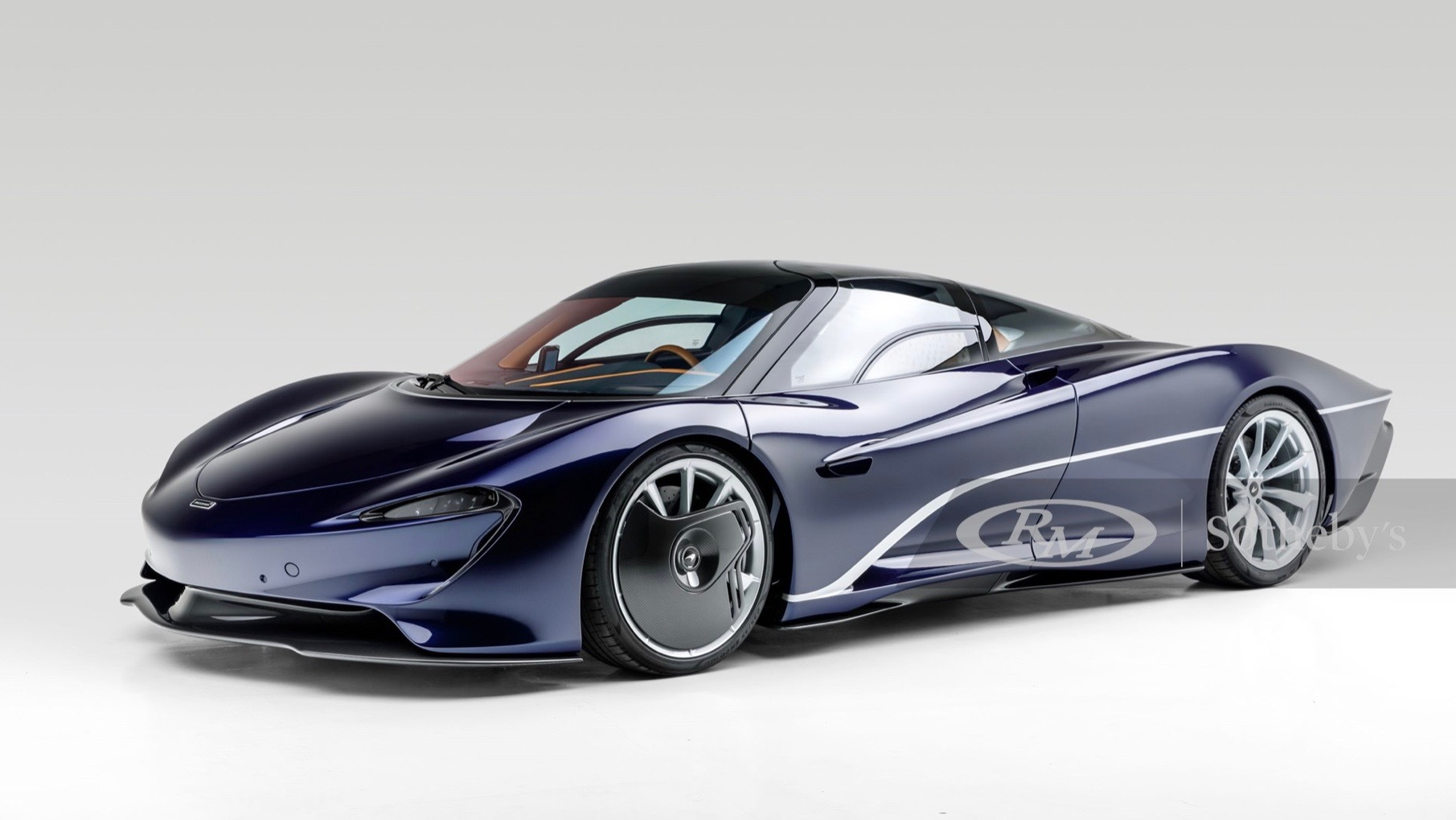 McLaren Speedtail number 36 (photo by RM Sotheby's)