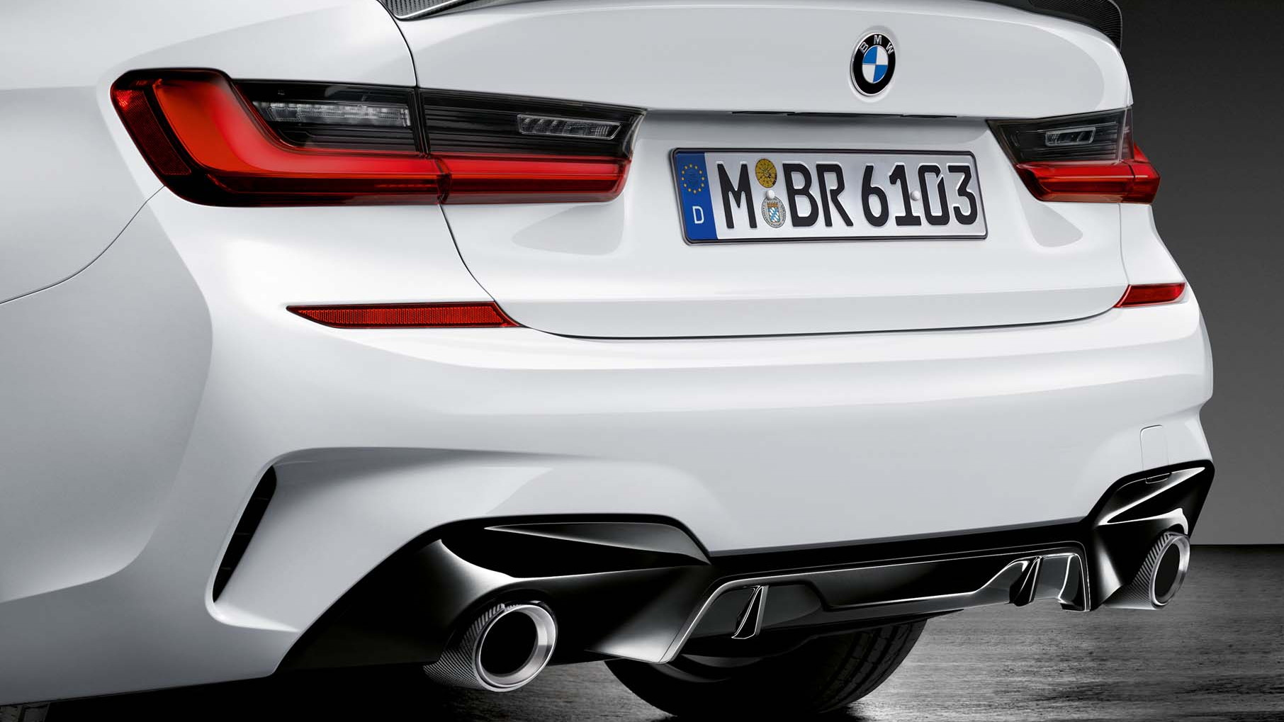 2019 bmw 3-Series M Performance parts