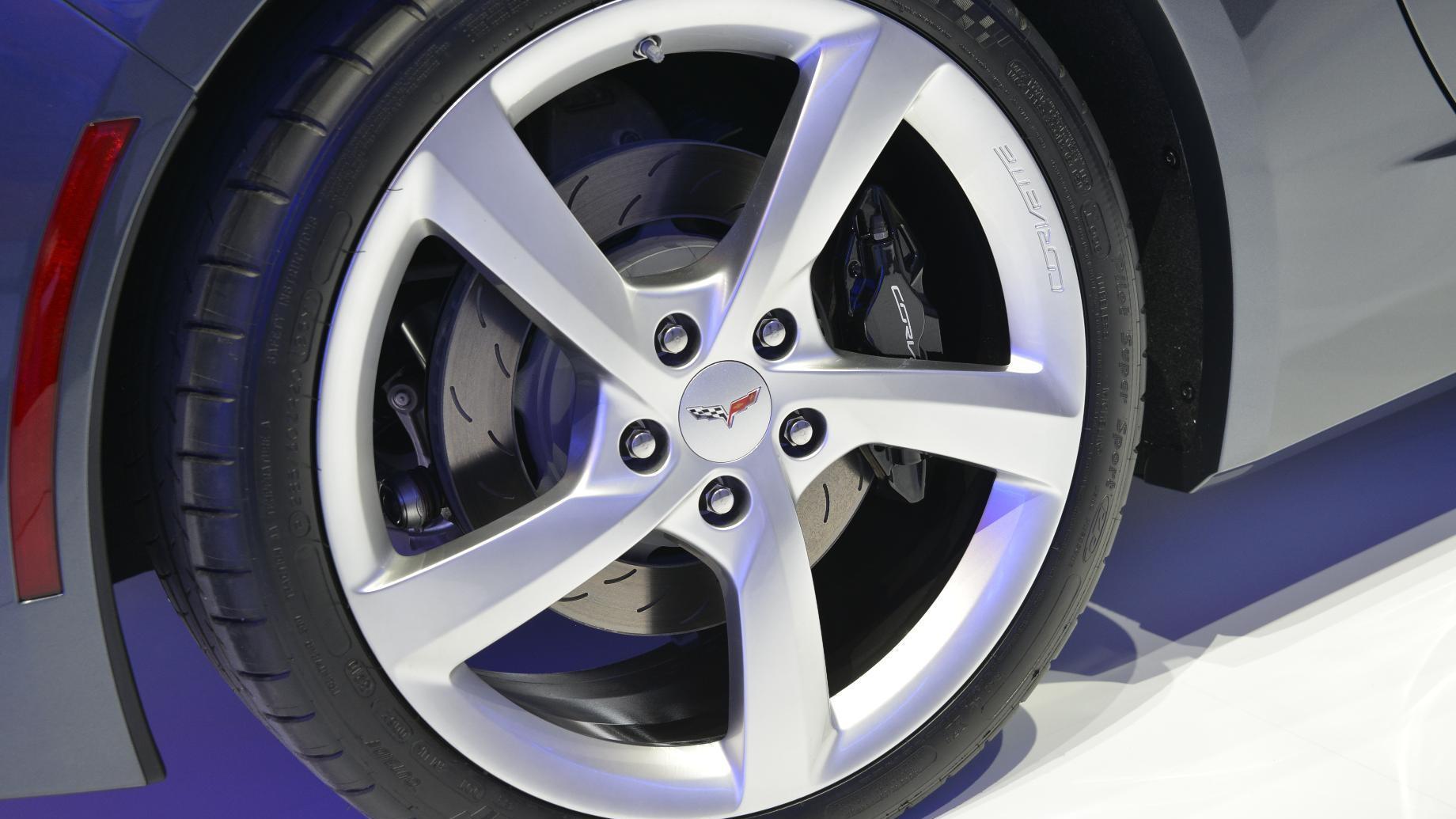 2014 Chevrolet Corvette Stingray Convertible, 2013 Geneva Motor Show