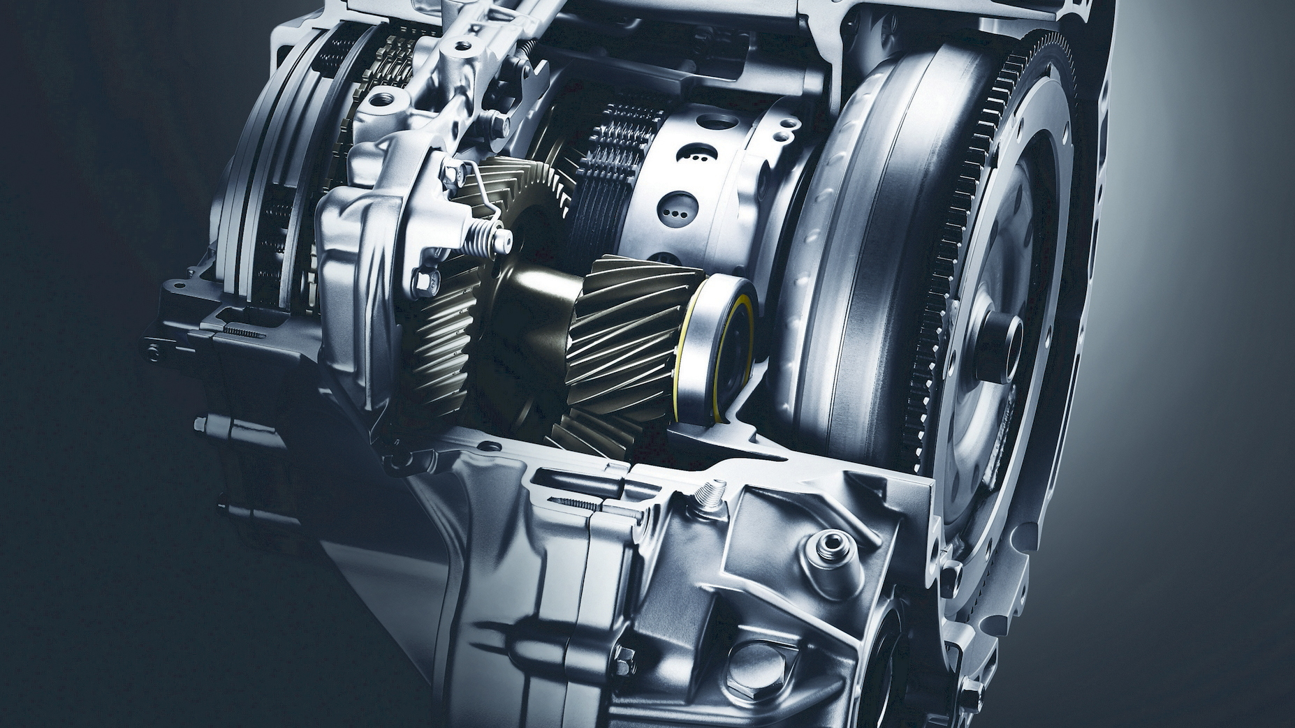 Kia's new 8-speed automatic transmission