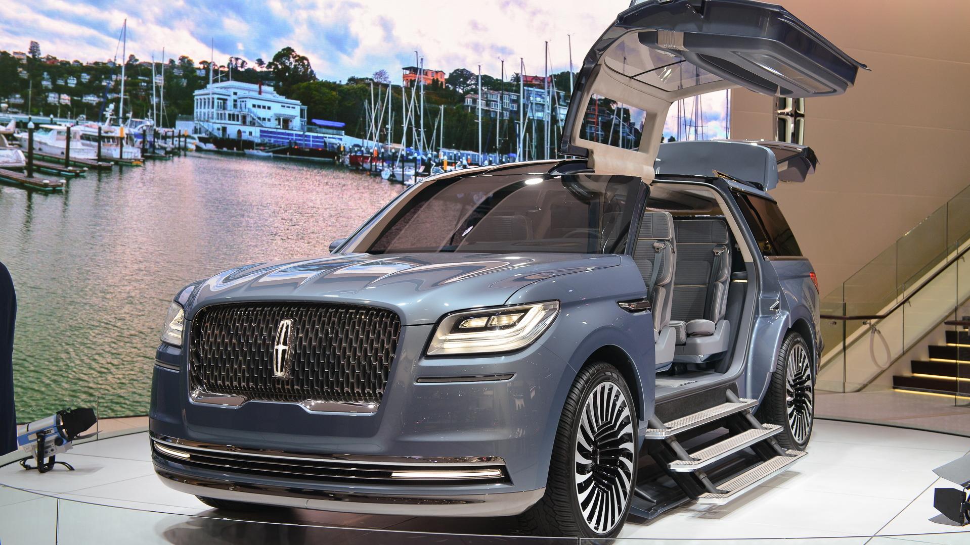 2017 Detroit Auto Show Walkaround