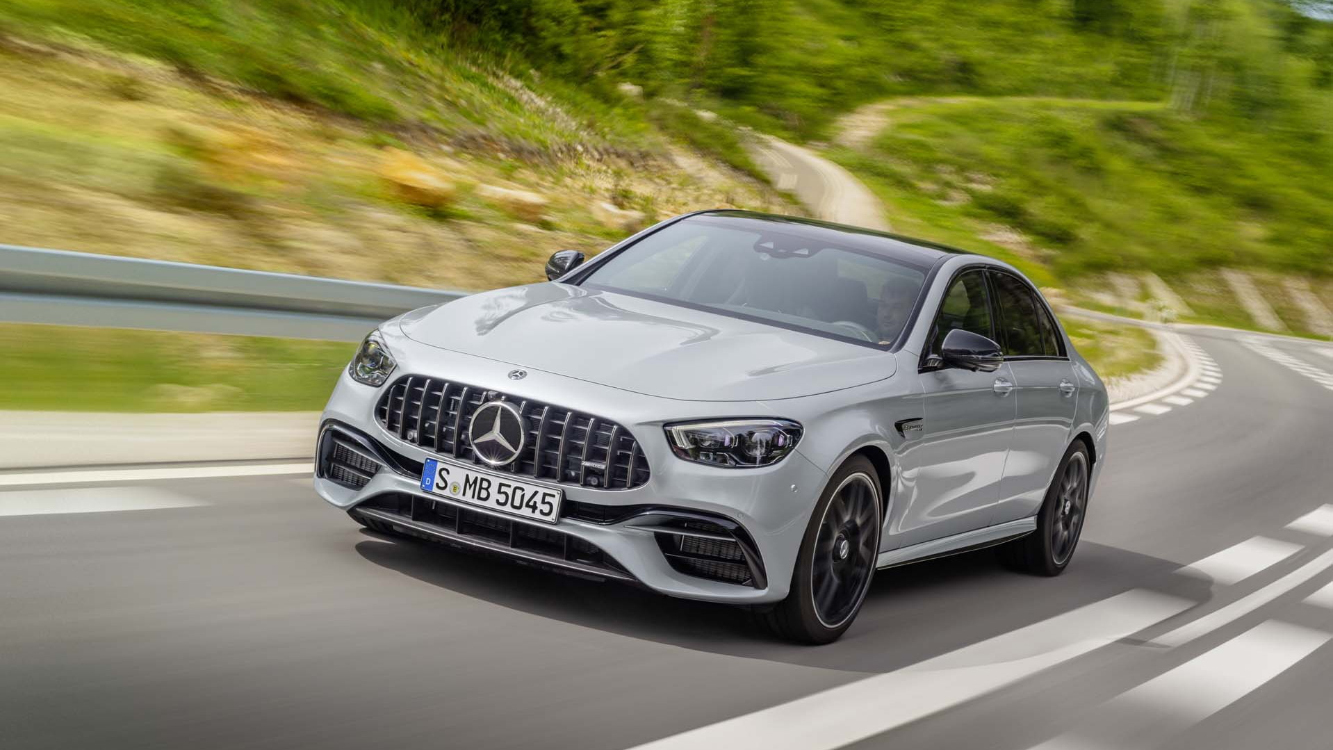 Pushing The Limits - Mercedes-AMG E63 S Unveiled