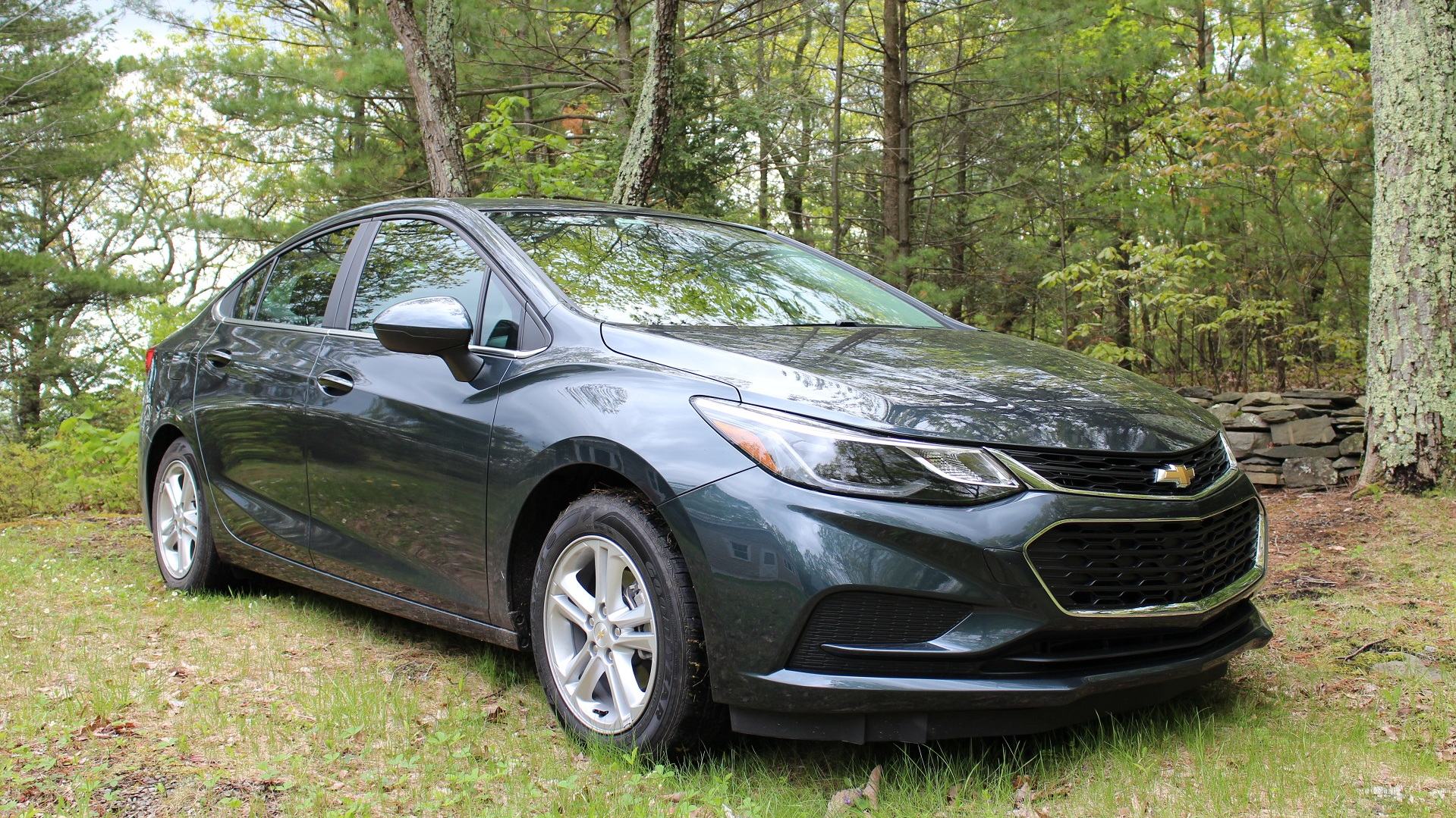 2017 Chevrolet Cruze Diesel: fuel economy review for