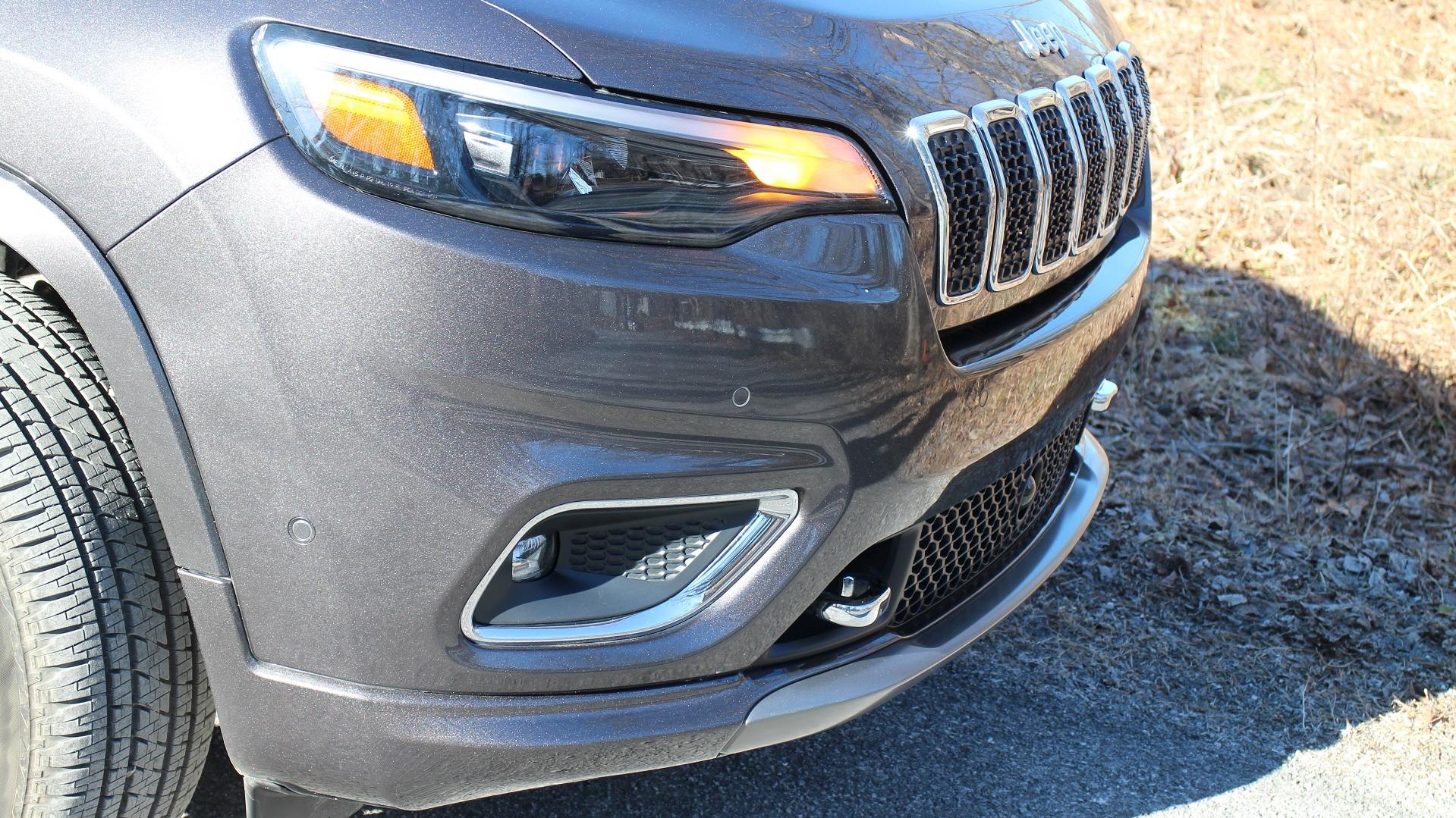2019 Jeep Cherokee Overland, Hudson Valley, NY, Mar 2018
