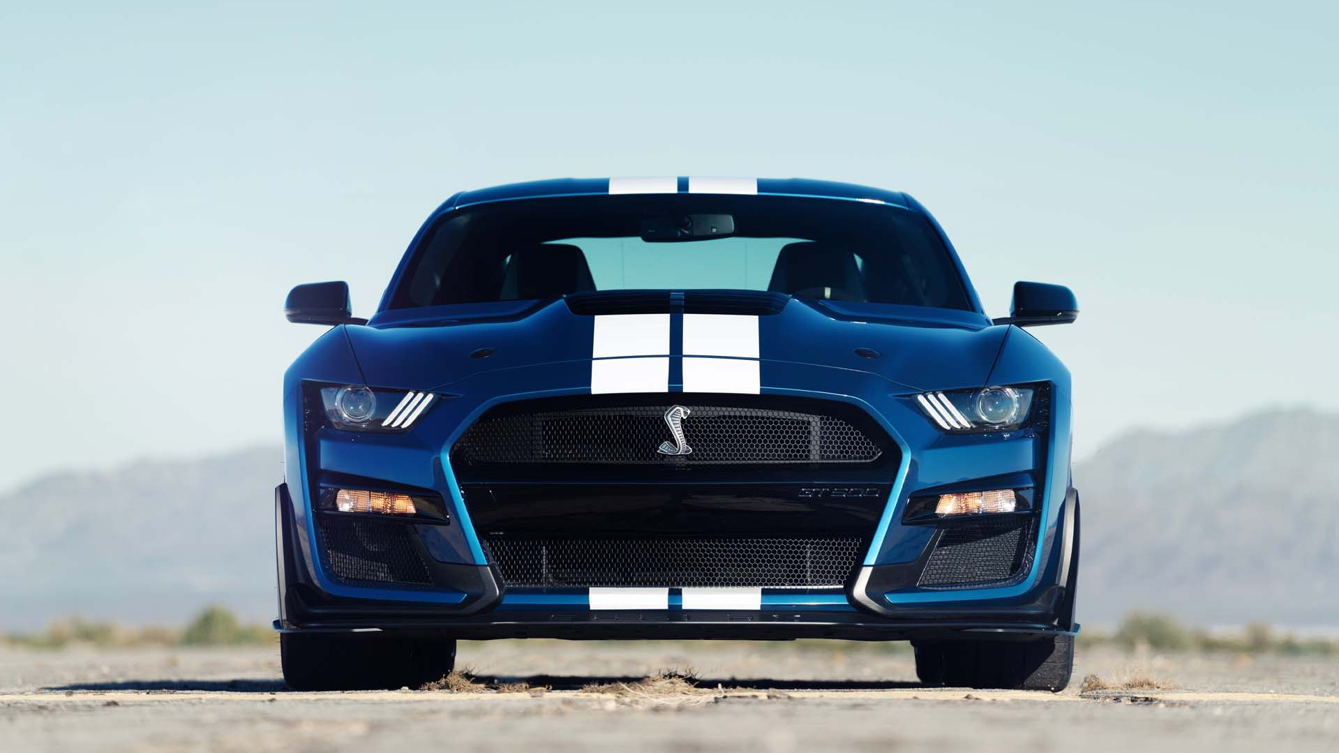 2020 Ford Mustang Shelby Gt500 Confirmed With 760