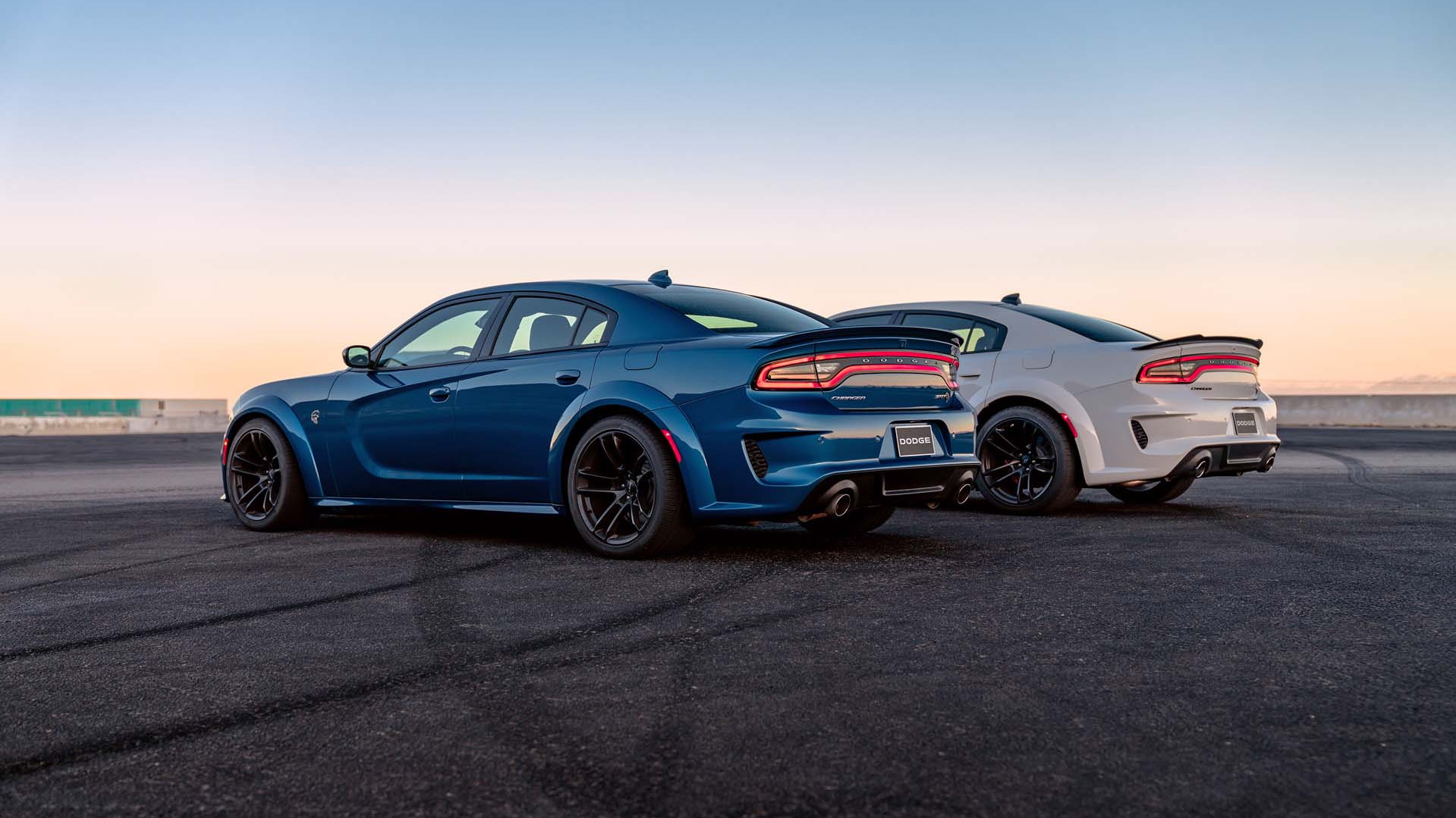 2020 Dodge Charger SRT Hellcat and Scat Pack Widebody