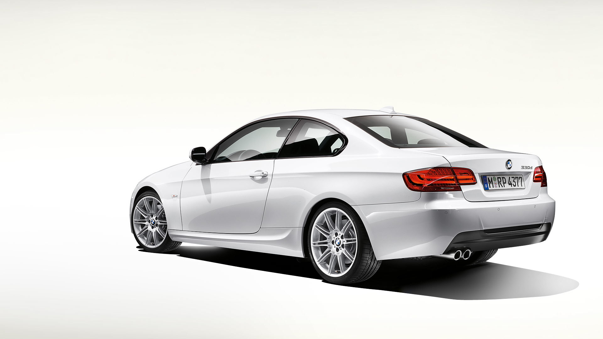 2011 BMW 3-Series M-Sport Package
