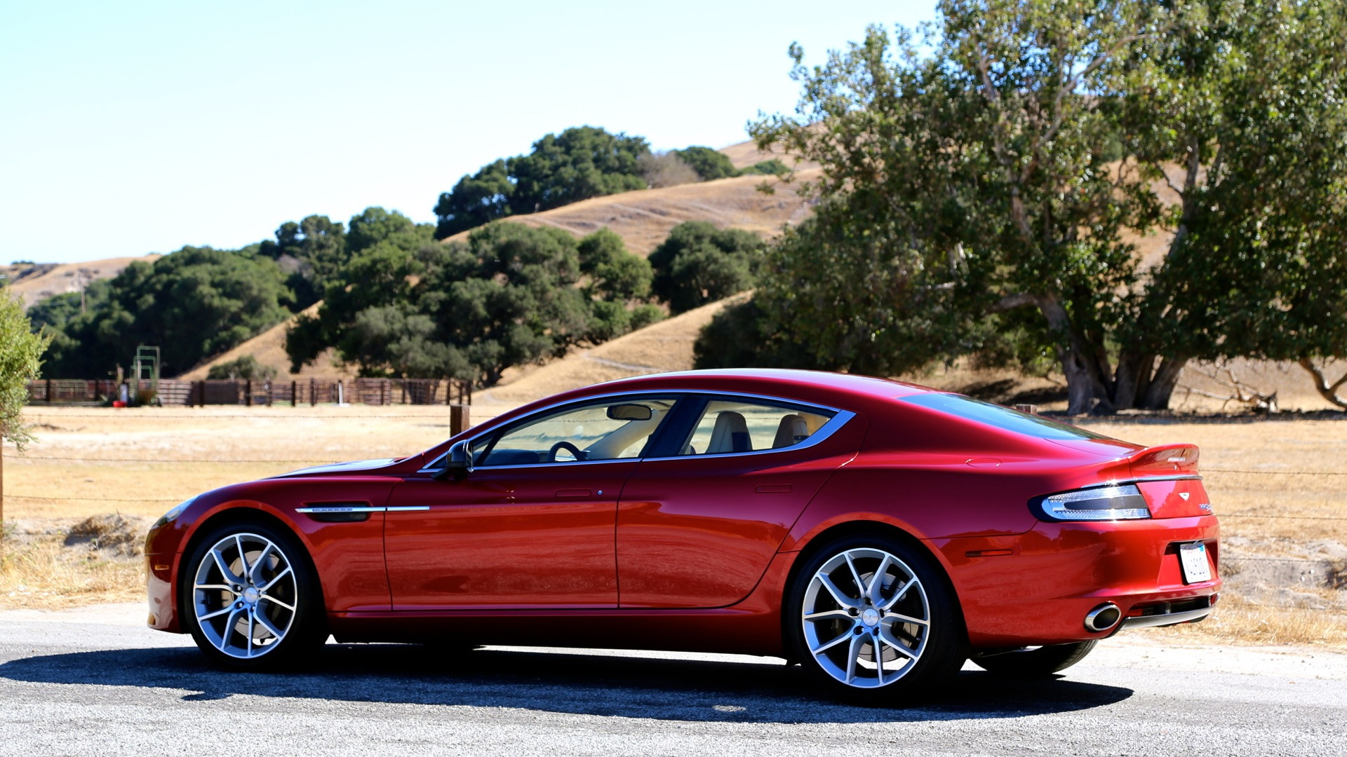 2014 Aston Martin Rapide S Quick Drive Video
