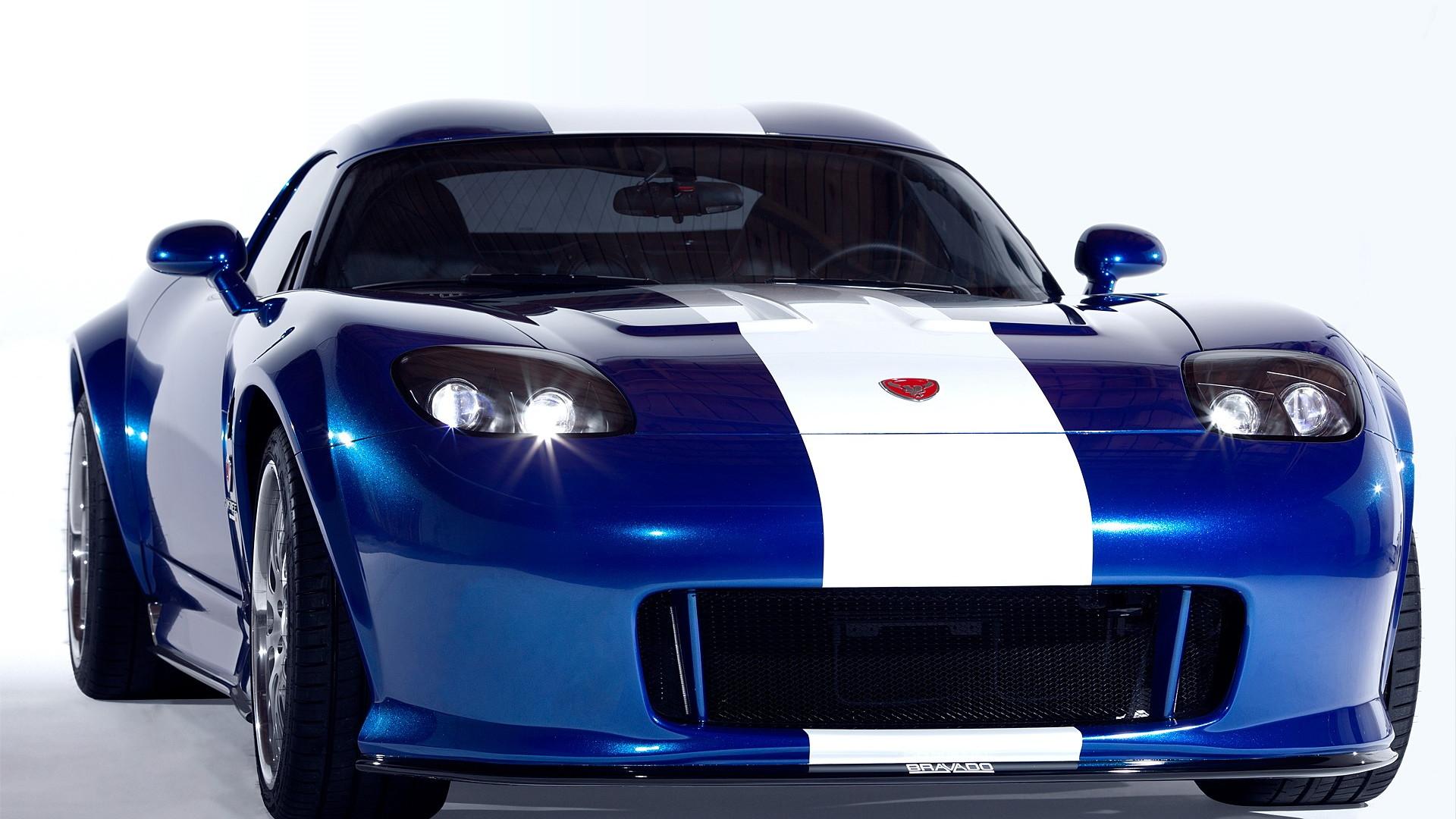 Bravado Banshee real-life Grand Theft Auto car