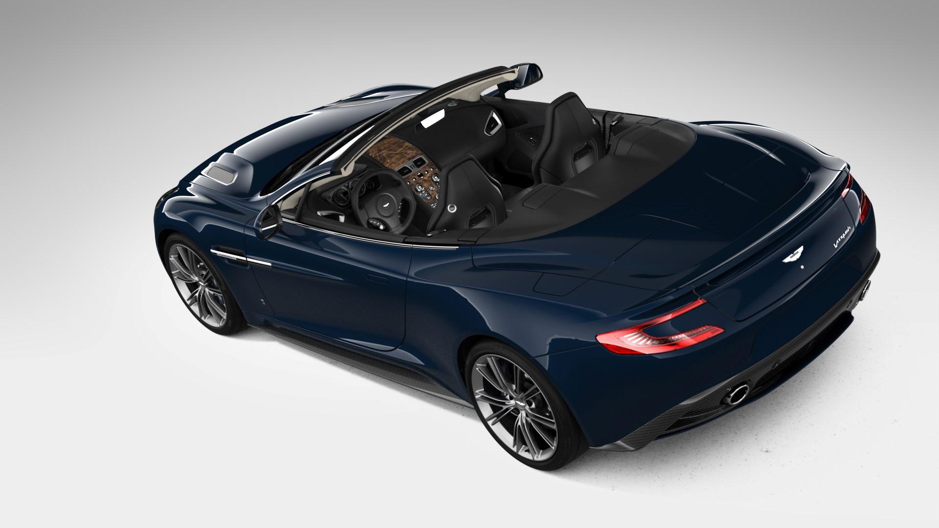 2014 Aston Martin Vanquish Volante Neiman Marcus Edition
