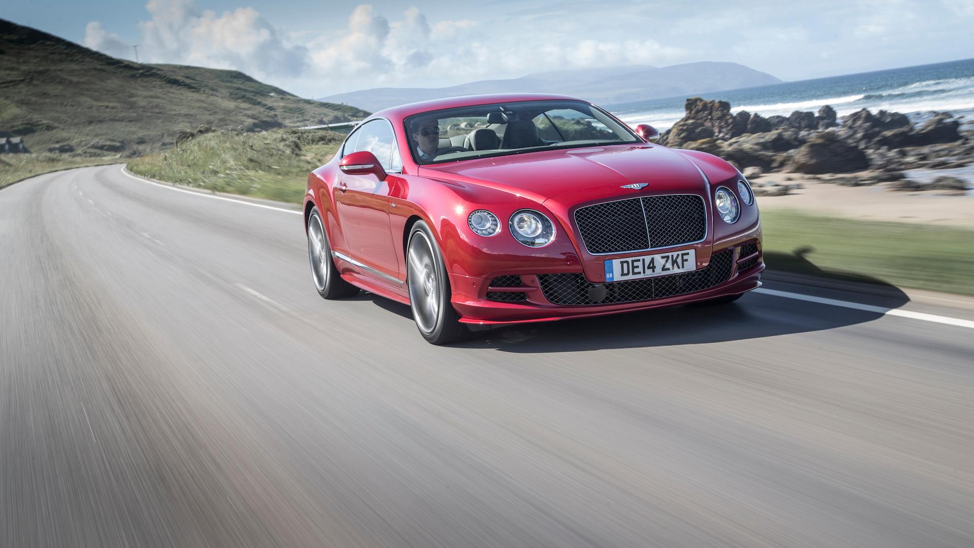 2015 Bentley Continental GT Speed