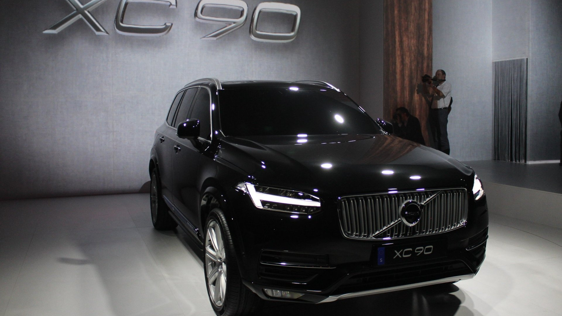 2016 Volvo XC90  -  world premiere, Stockholm, Sweden  -  August 2014