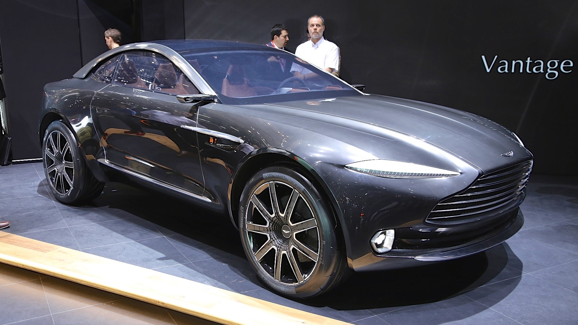 2020 Aston Martin DBX: Design, Powertrains, Arrival >> All Electric Aston Martin Dbx Crossover Concept Geneva Surprise