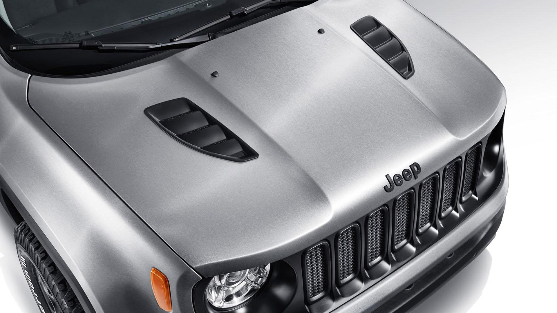 Jeep Renegade Hard Steel concept, 2015 Geneva Motor Show