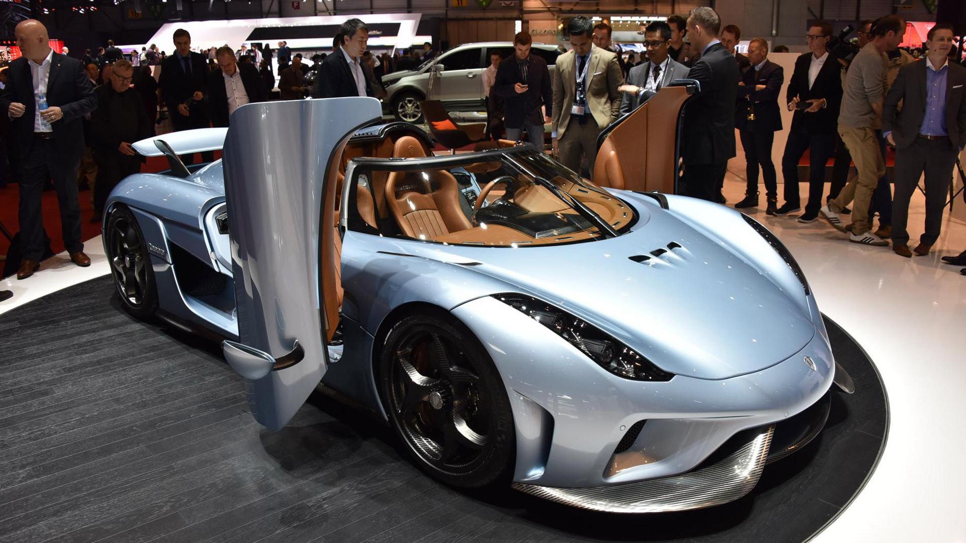 U K Dealer Lists Koenigsegg Regera At 2 1 Millon Euros In Online Ad