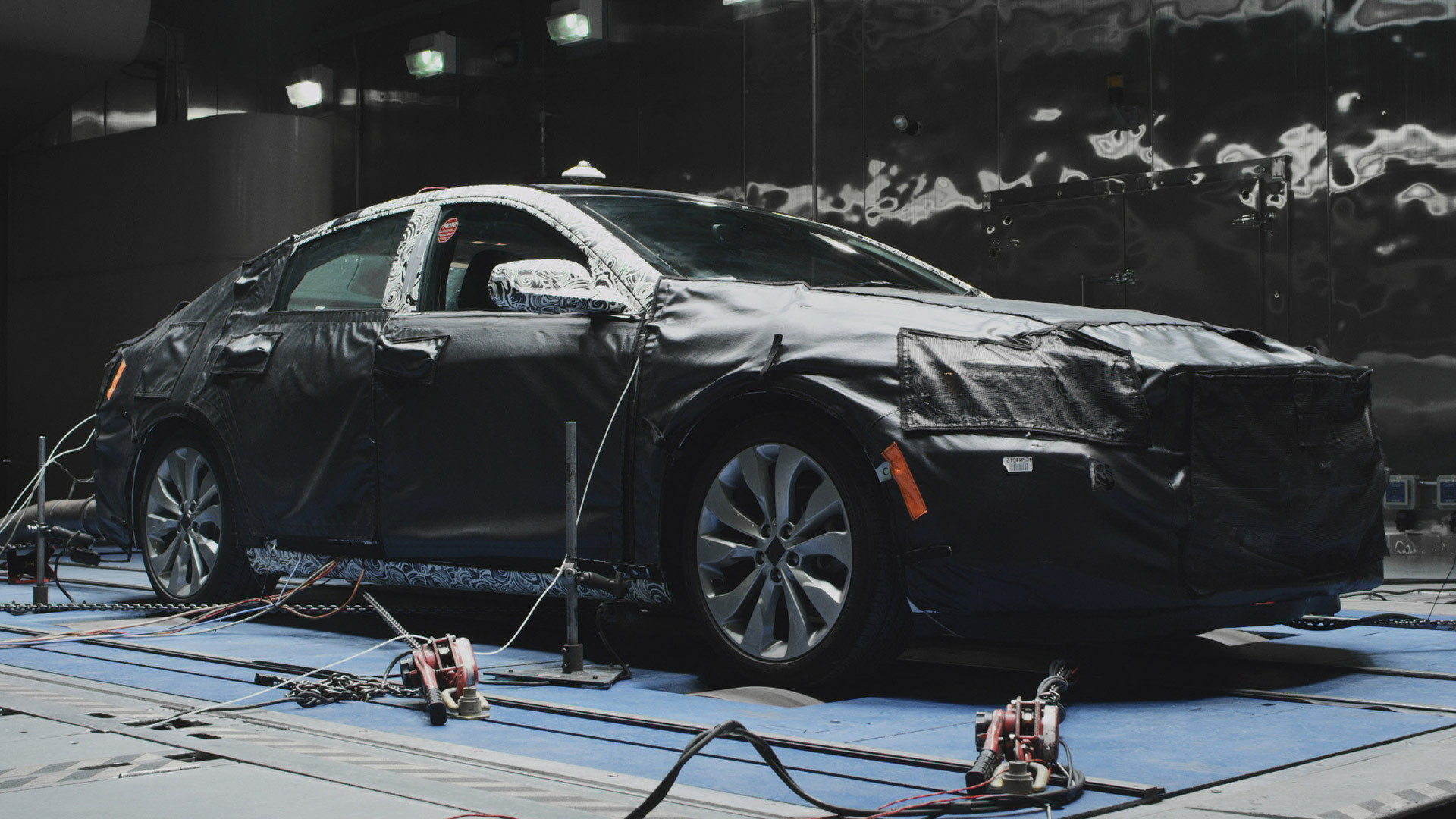 Teaser for 2016 Chevrolet Malibu debuting at 2015 New York Auto Show