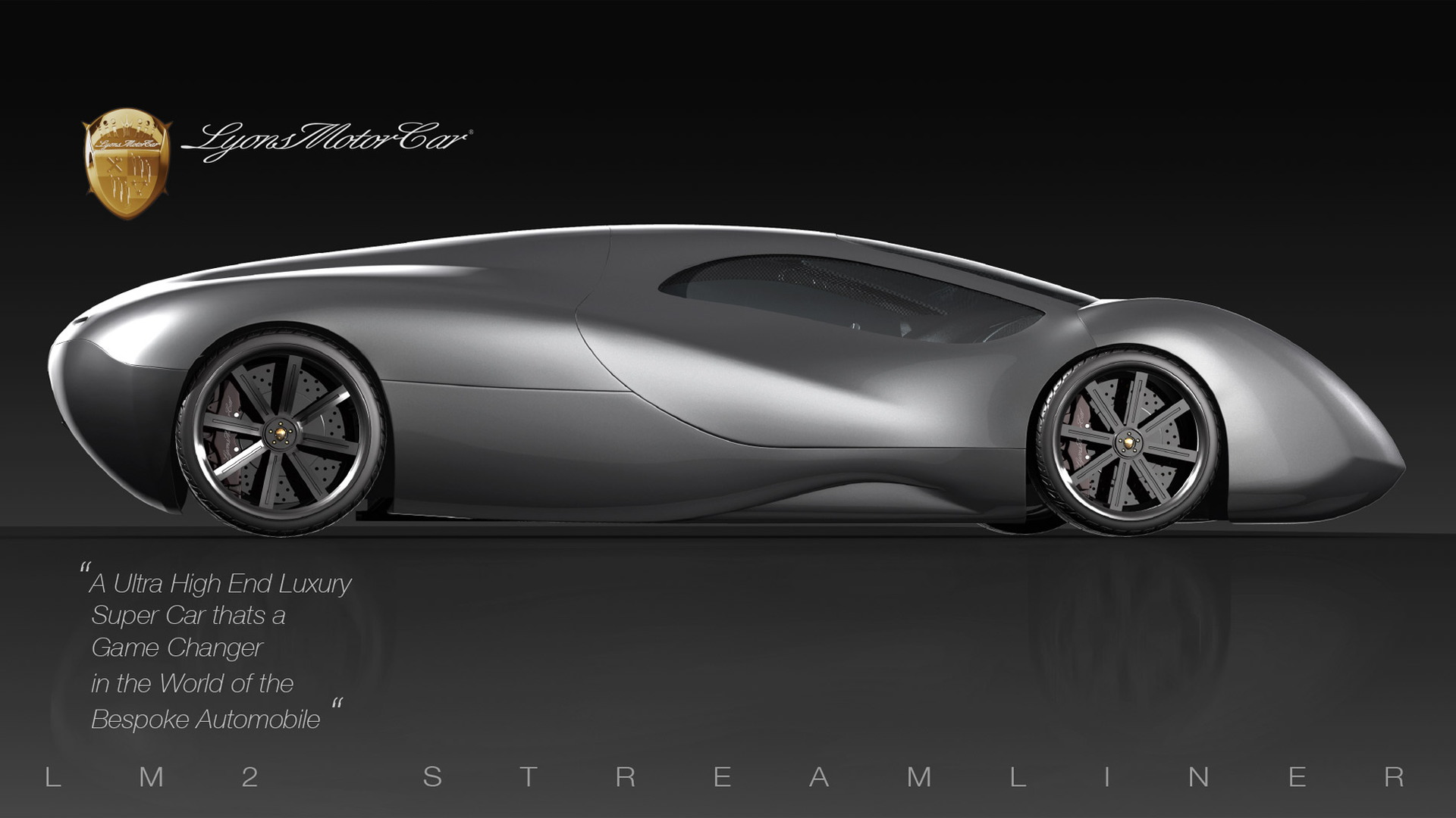 LM2 Streamliner from Lyons Motor Car