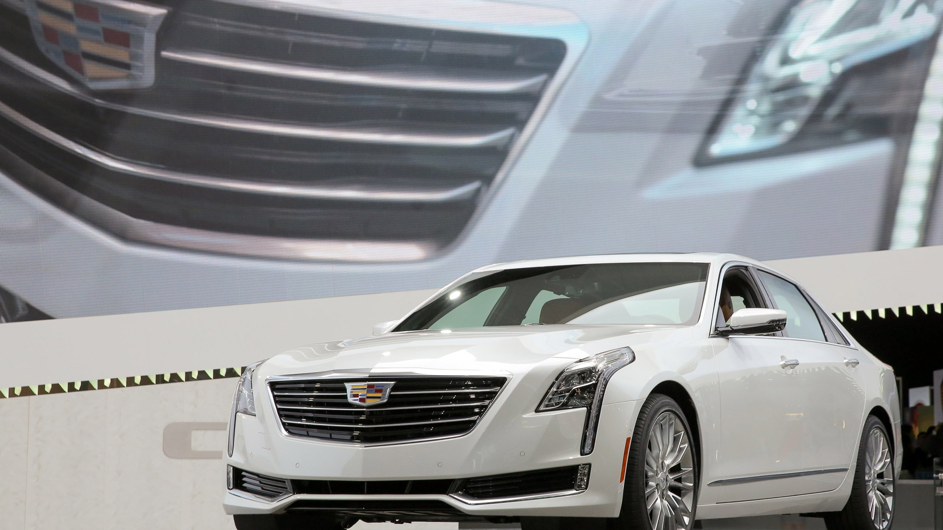 2016 Cadillac CT6, 2015 New York Auto Show